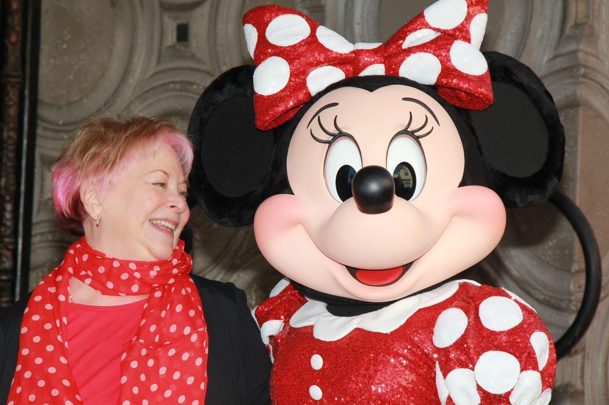 A los 75 años, murió Russi Taylor, la voz de Minnie Mouse