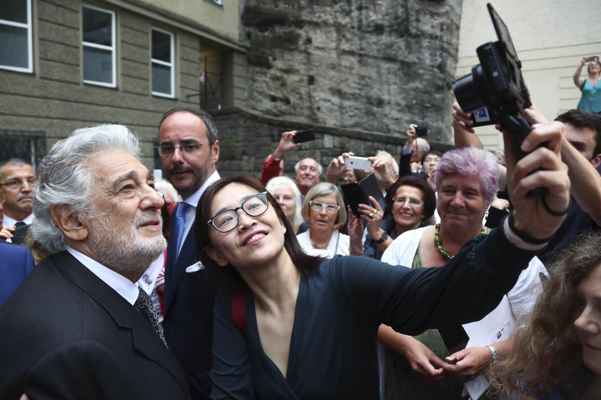 Tras las denuncias por acoso sexual, Plácido Domingo fue aclamado en su regreso a los escenarios
