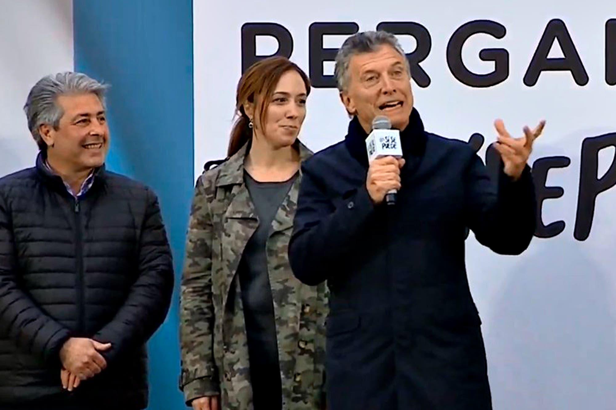 """Mauricio Macri se disculpó por su referencia a la """"mujer como mala administradora"""""""