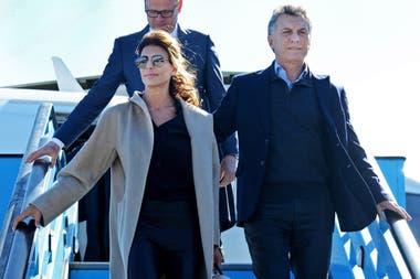 Macri, en otro viaje a España