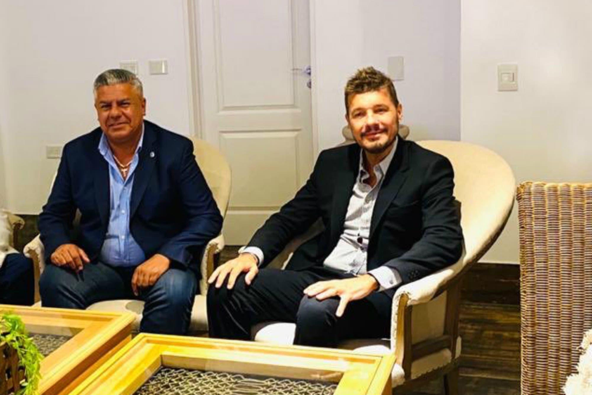 Liga Profesional: Marcelo Tinelli asoma como presidente y Tapia ...