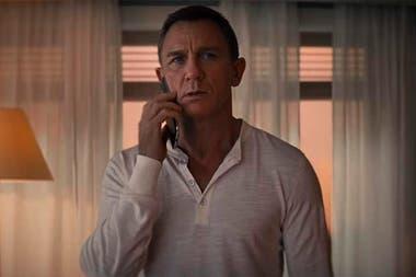 Daniel Craig y Sin tiempo para morir, la película con la que se despide de James Bond, se estrenaría en la Argentina el 26 de noviembre