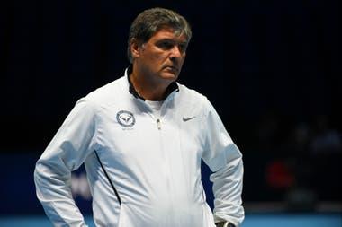 Toni Nadal, el tío entrenador de Rafa, estará en la primera emisión del ciclo Gracias, Guillermo