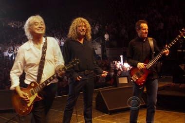 Led Zeppelin, la reunión