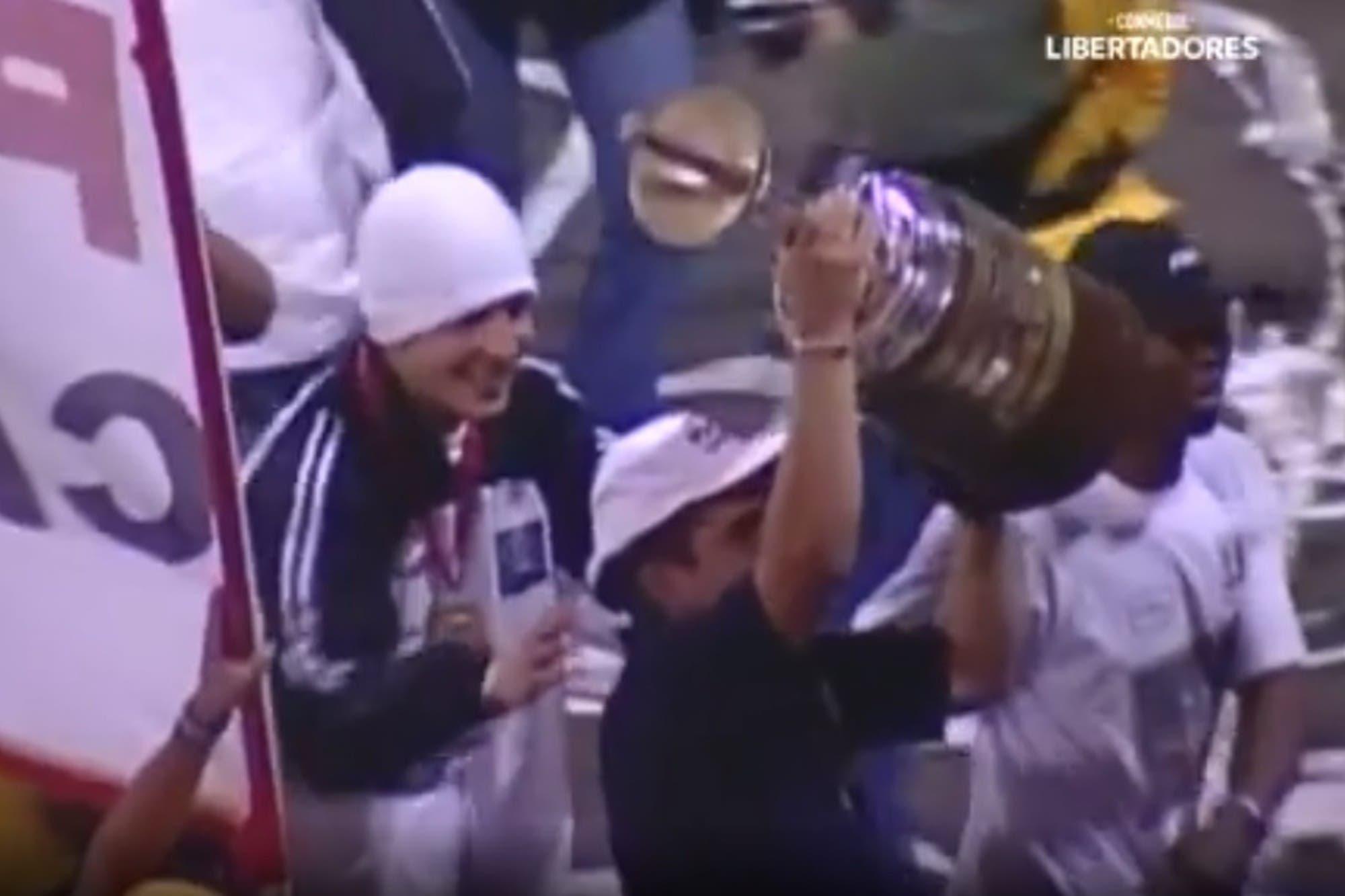 La Copa rota: el video inédito que muestra cómo Once Caldas dañó la Libertadores en 2004
