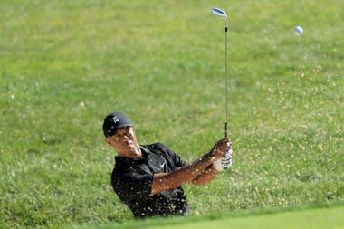 Tiger Woods, con la misión de alcanzar el récord de Sam Snead