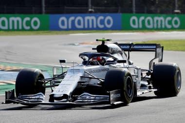 El piloto francés de AlphaTauri, Pierre Gasly ganó el Gran Premio de Fórmula Uno de Italia en el circuito Autodromo Nazionale de Monza
