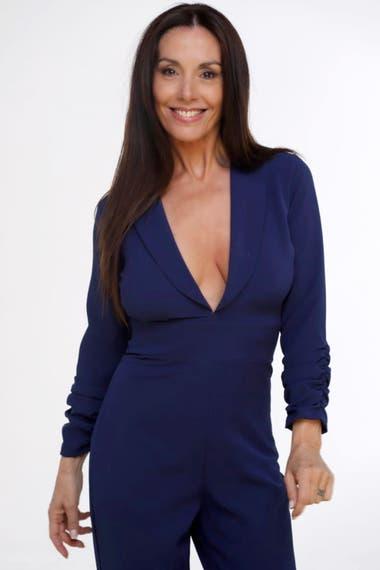 Viviana Saccone se atreve a cantar