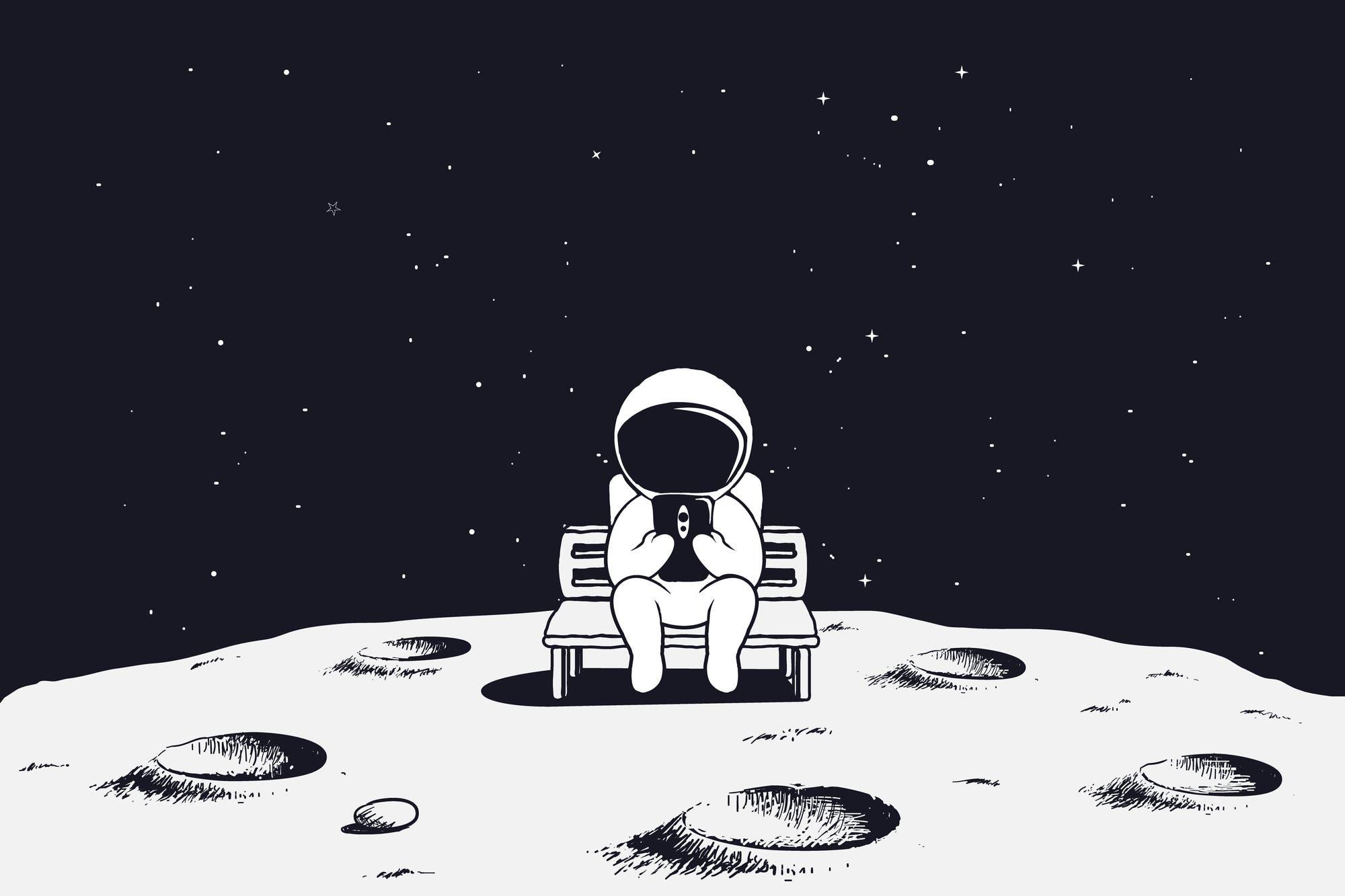 La NASA y Nokia ya planean una red 4G que instalarán en 2022 en la Luna