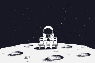 Como parte del programa Artemisa que volver a poner astronautas en la Luna para 2024 la NASA le encarg a Nokia el montaje de una red 4G en la superficie lunar
