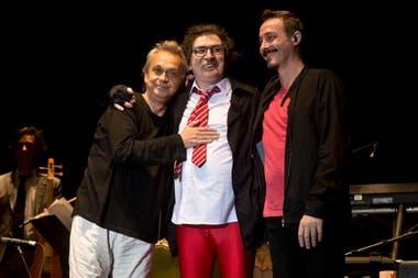 ¿Volverán a grabar juntos David Lebón, Charly García y Pedro Aznar?
