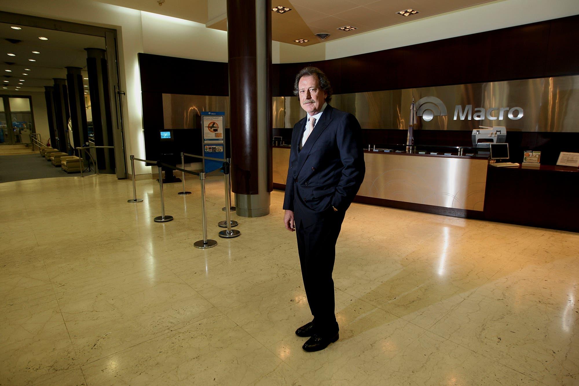 """""""Profundo pesar"""": el comunicado del Banco Macro por la muerte de Jorge Brito"""