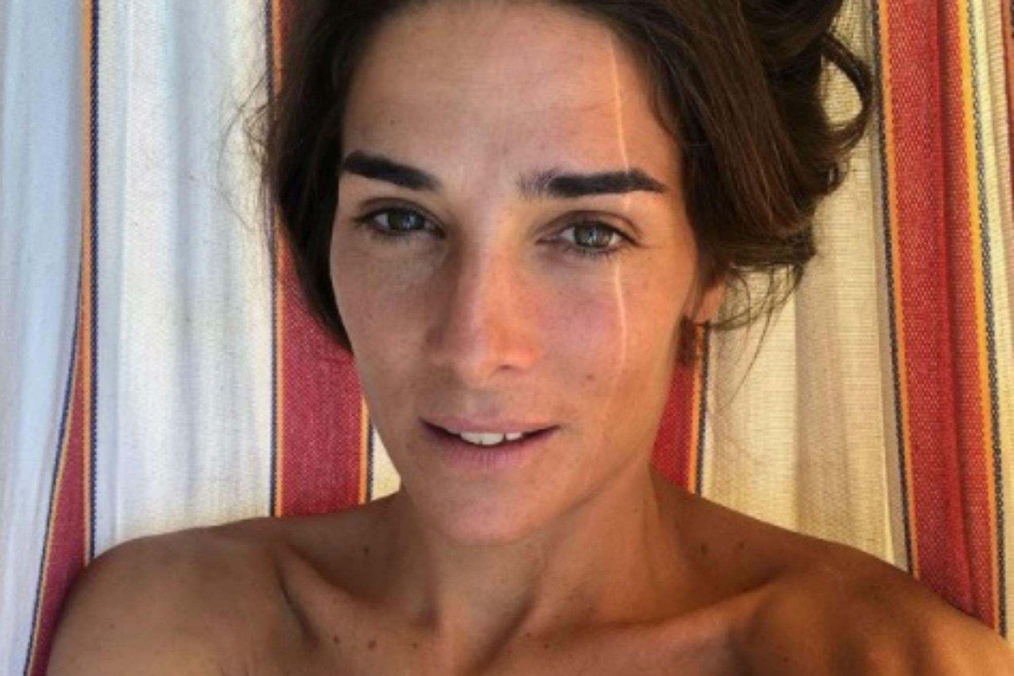 La sensuales fotos con las que Juana Viale despidió el 2020