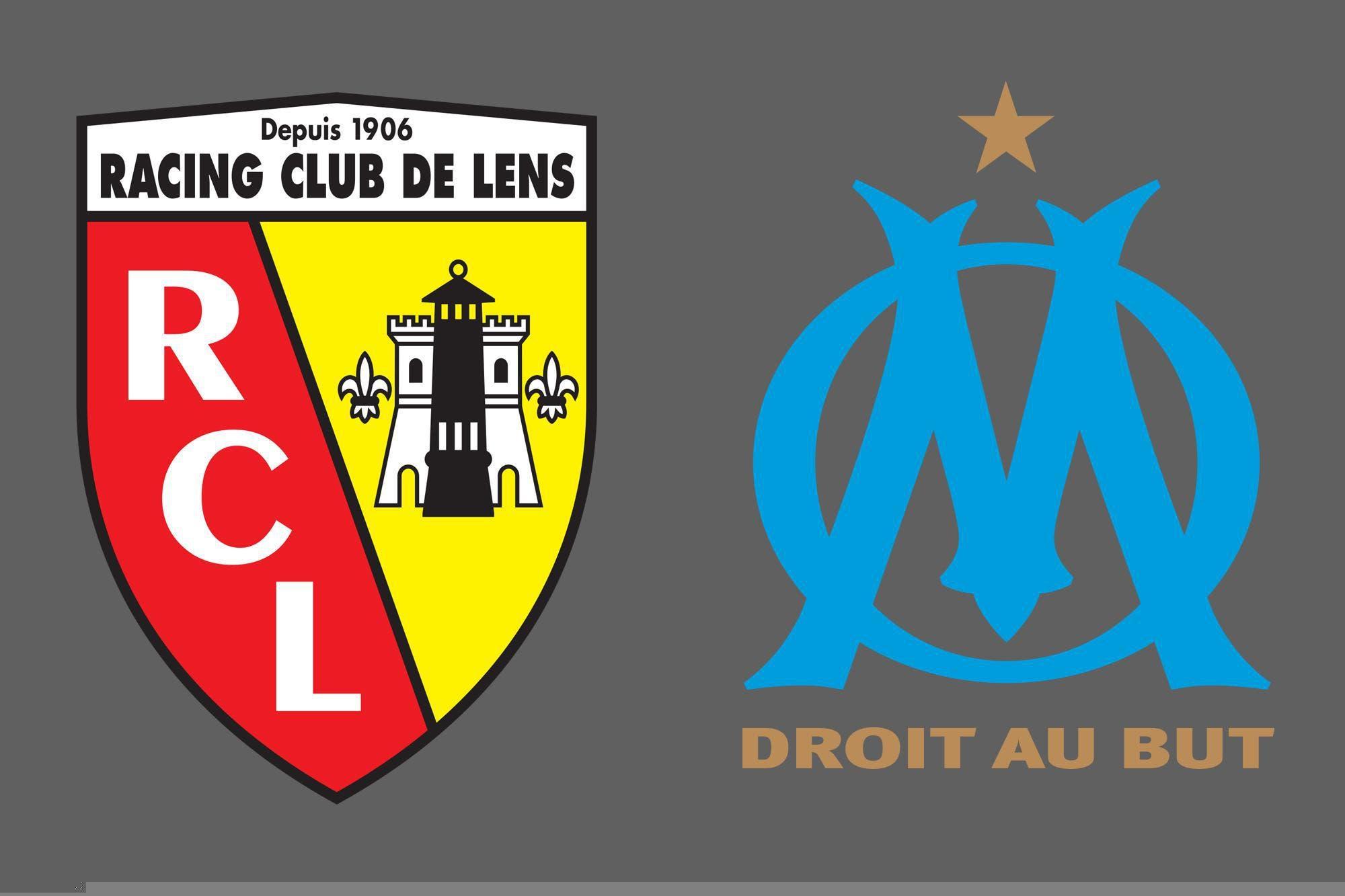 Ligue 1 de Francia: Lens y Olympique de Marsella empataron 2-2