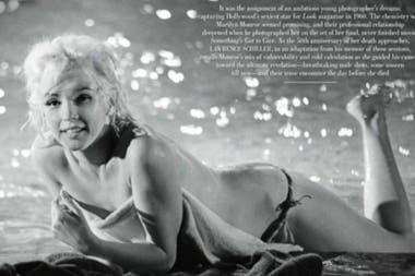 Fotos Inéditas De Marilyn Desnuda La Nacion