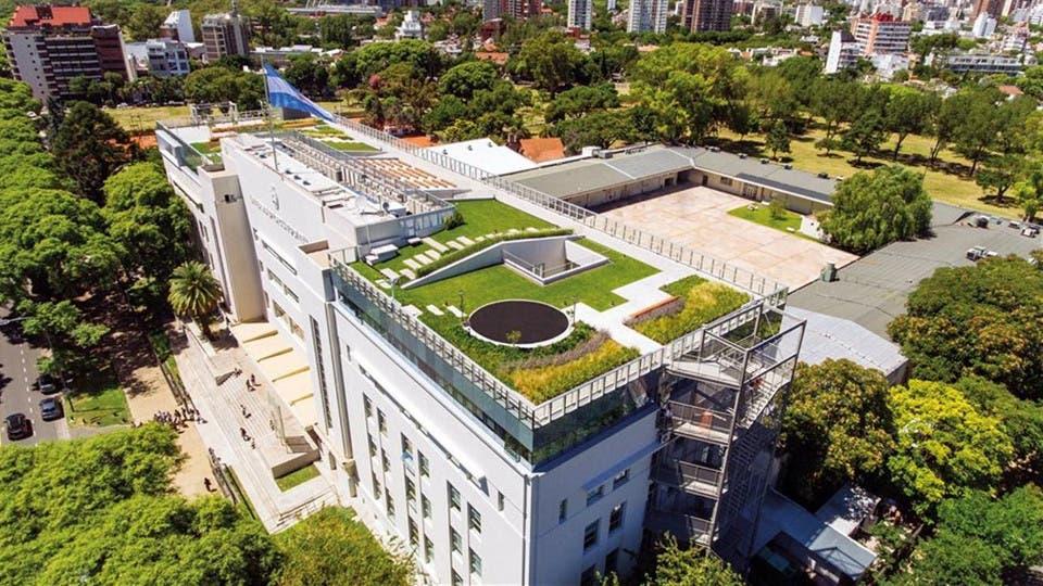 La Di Tella Sumó Nuevas Aulas Y Una Terraza Verde La Nacion