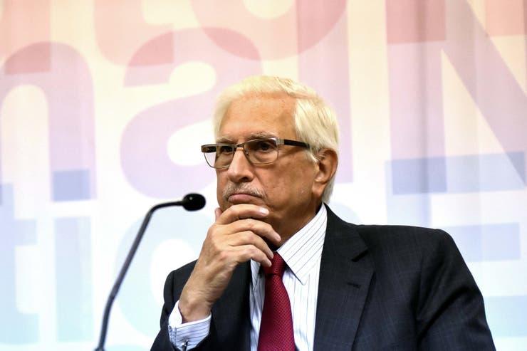 Jorge Todesca fue designado por Mauricio Macri al frente del Indec.