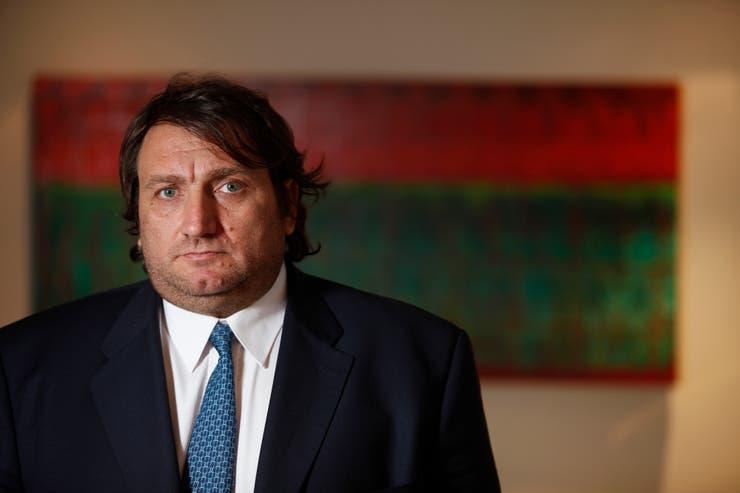 Scarcella, expresidente de ABSA