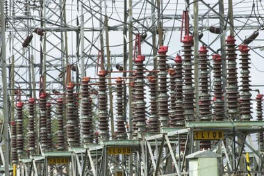 Planta de distribución de energía eléctrica de Tandil