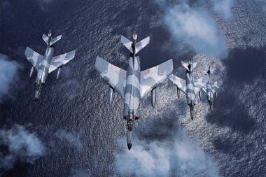 Los nuevos aviones deberían reemplazar a los 14 Super Etendard comprados por el país en 1979, que hoy se encuentran fuera de servicio, por falta de repuestos, de mantenimiento y de entrenamiento de las tripulaciones