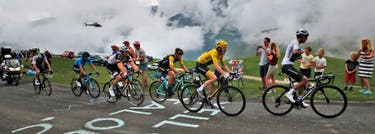 Las fotos más espectaculares del Tour de France