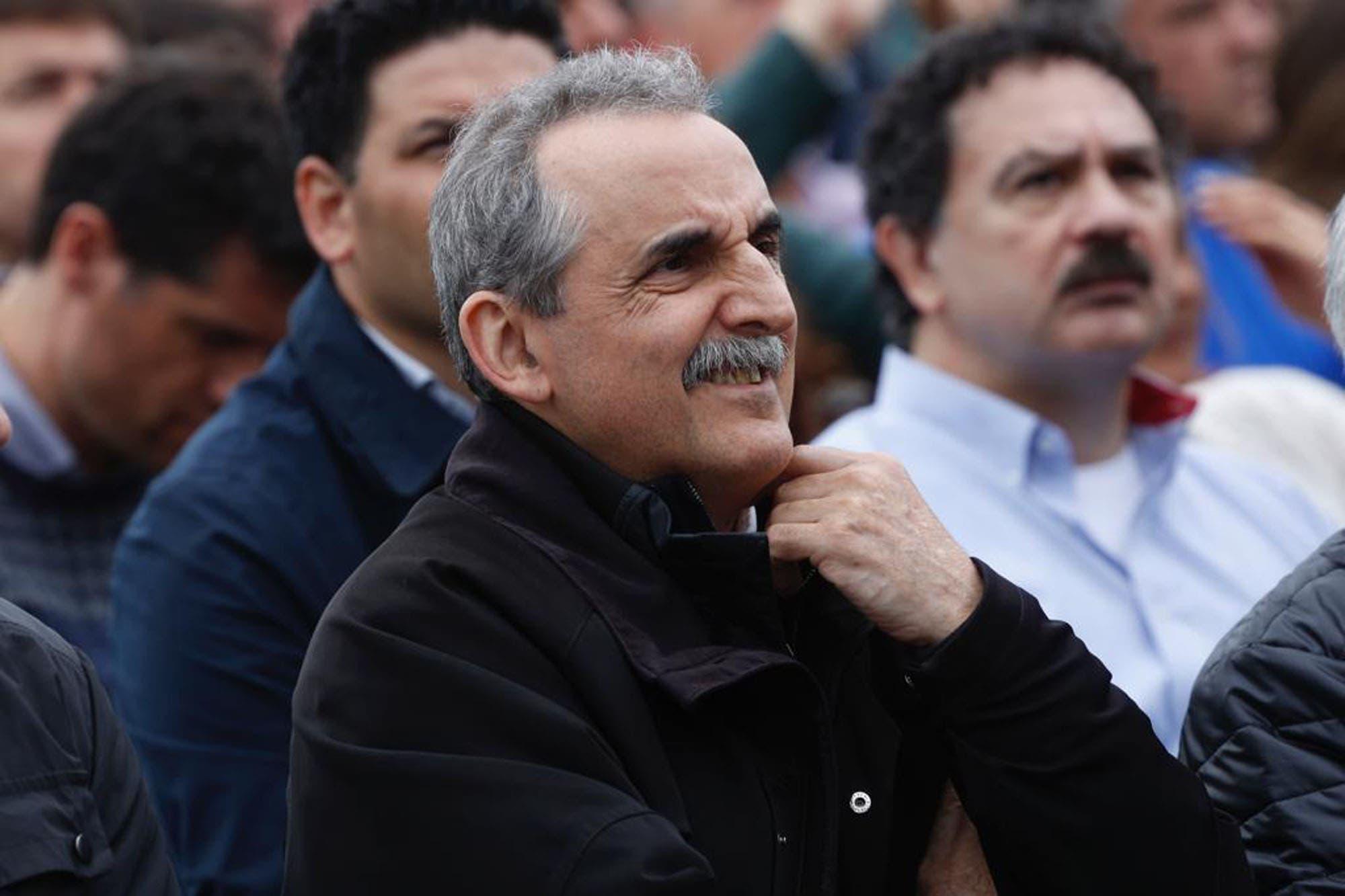 """Guillermo Moreno: """"Kicillof tenía un café y lo tuvo que cerrar porque quebró"""""""