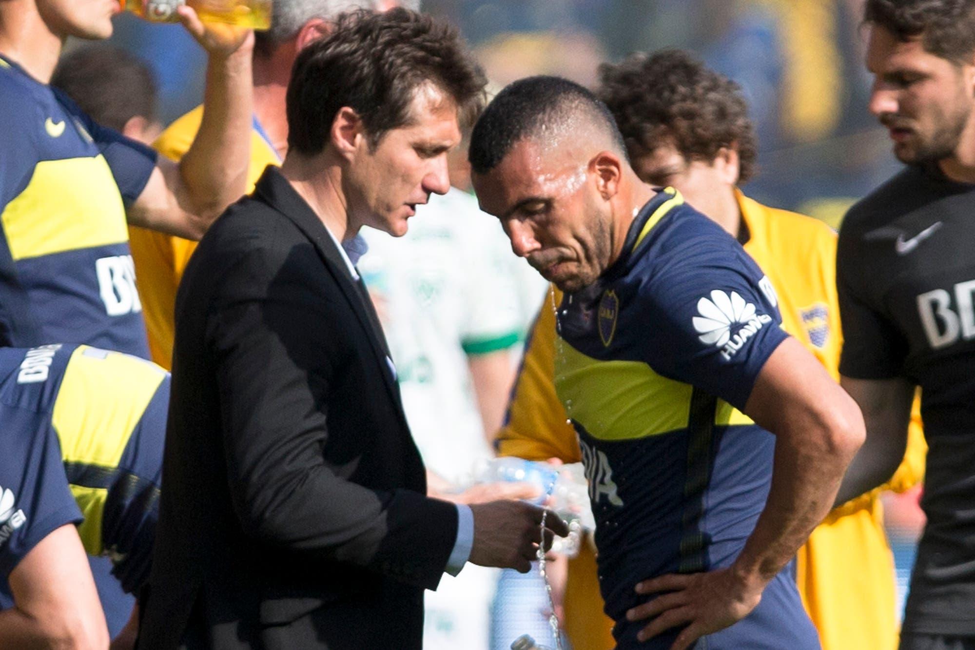 """La confesión de Tevez: """"Si Guillermo seguía, yo me iba a ir de Boca"""""""