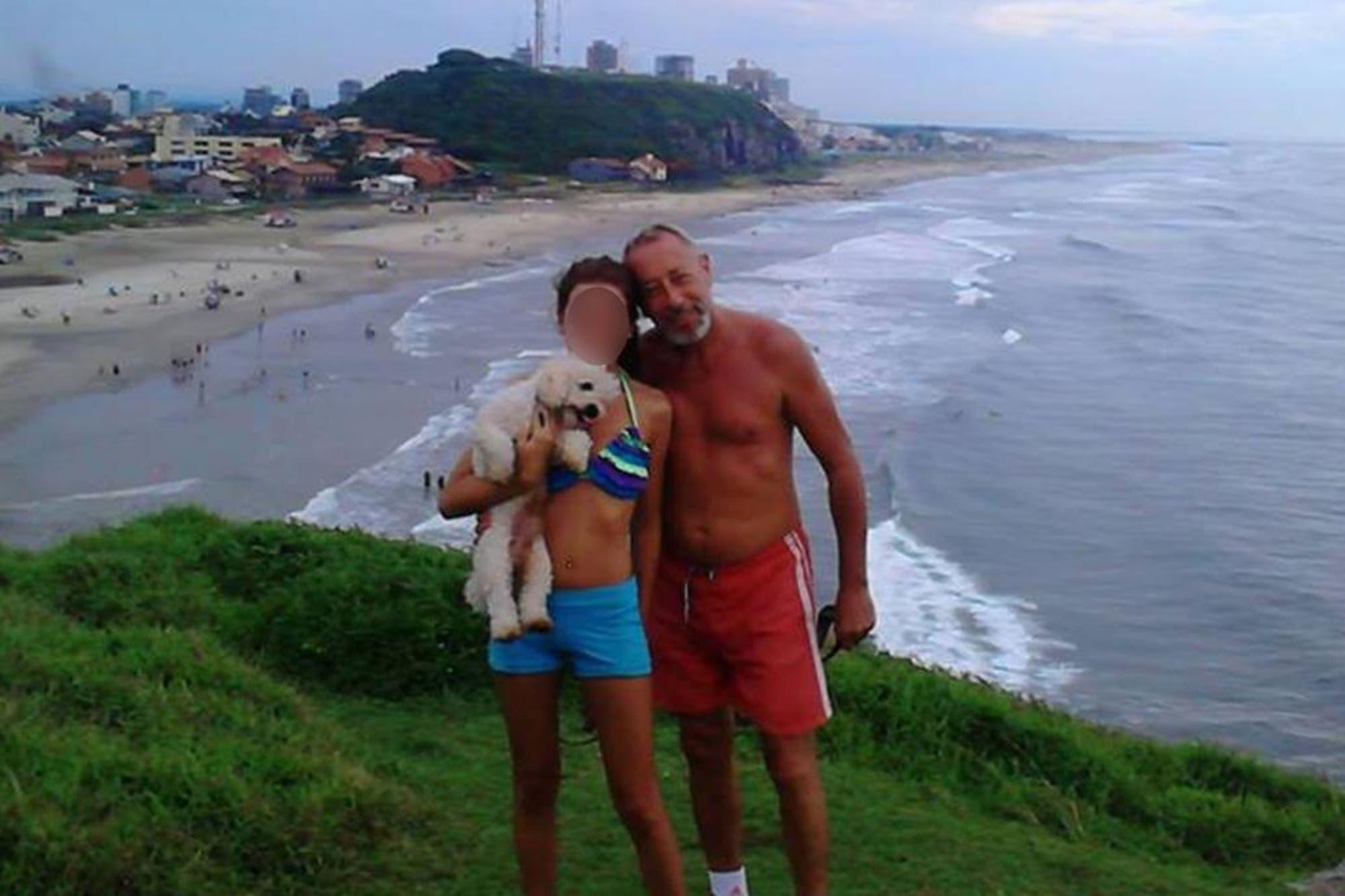 """""""Fuimos a ver el atardecer y me mataron a mi papá"""", contó la hija del argentino asesinado en Brasil"""
