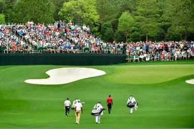 Tiger Woods campeón en Augusta