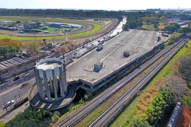 Resultado de imagen para El estacionamiento frente al Hipódromo se transformará en un polo con cines, teatros y restaurantes