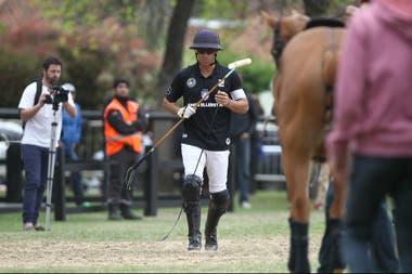 Facundo Pieres será el principal protagonista de la Xtreme Polo League 2019; jugará por Ellerstina junto a los jóvenes Bartolomé (h.) y Camilo Castagnola.