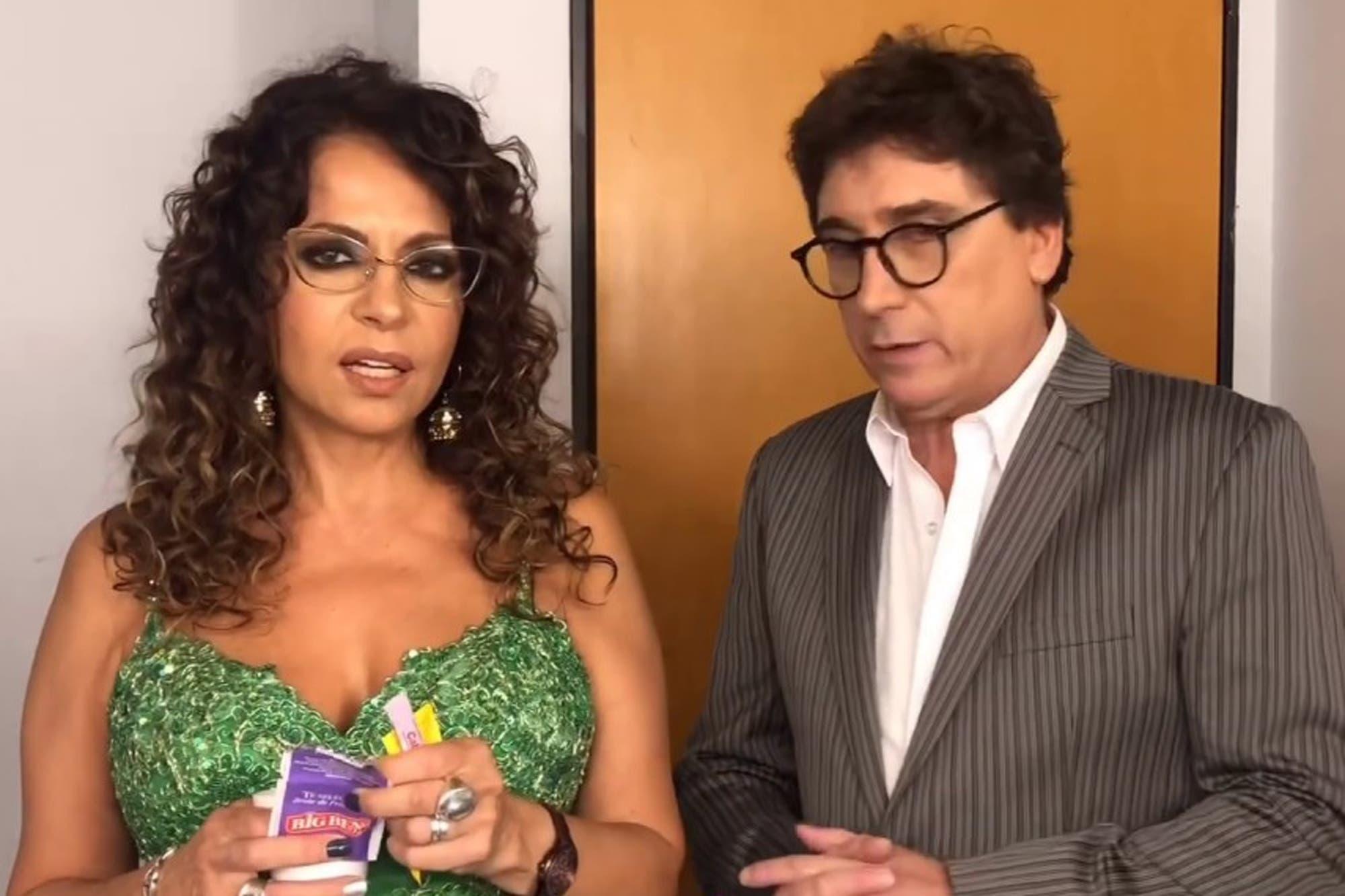 """Patricia Sosa, sobre su reconciliación con Oscar Mediavilla: """"Dejé mi ego de lado y le pedí otra oportunidad"""""""