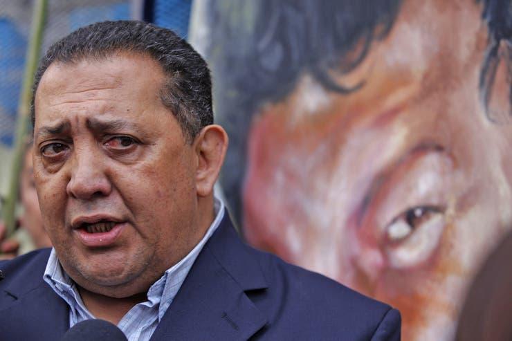 """Por """"temas de salud"""", Luis D'Elía pide la prisión domiciliaria"""