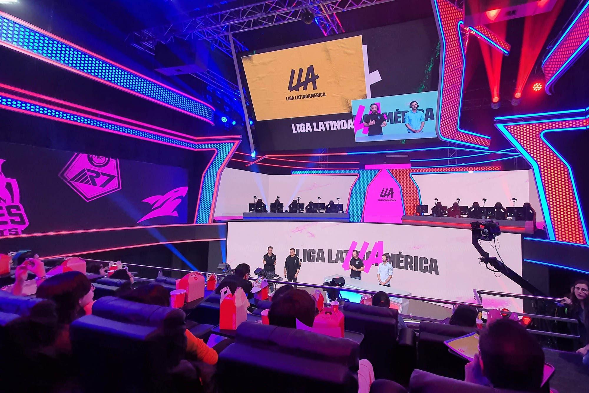 League of Legends LLA: cómo es la millonaria apuesta de los esports con presencia argentina