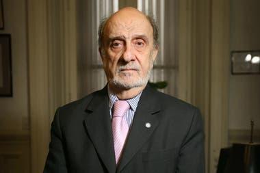 El juez Ricardo Recondo fue el único camarista que no firmó la acordada. Se excusó por ser miembro del Consejo de la Magistratura