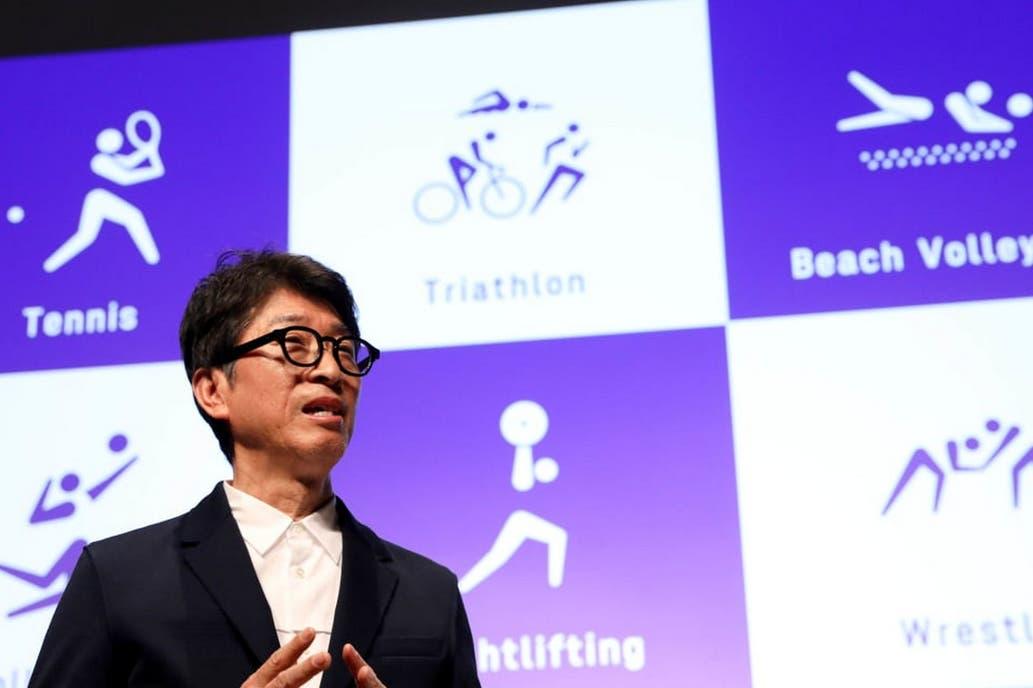 Ce sont les pictogrammes animés des Jeux Olympiques de Tokyo 2020