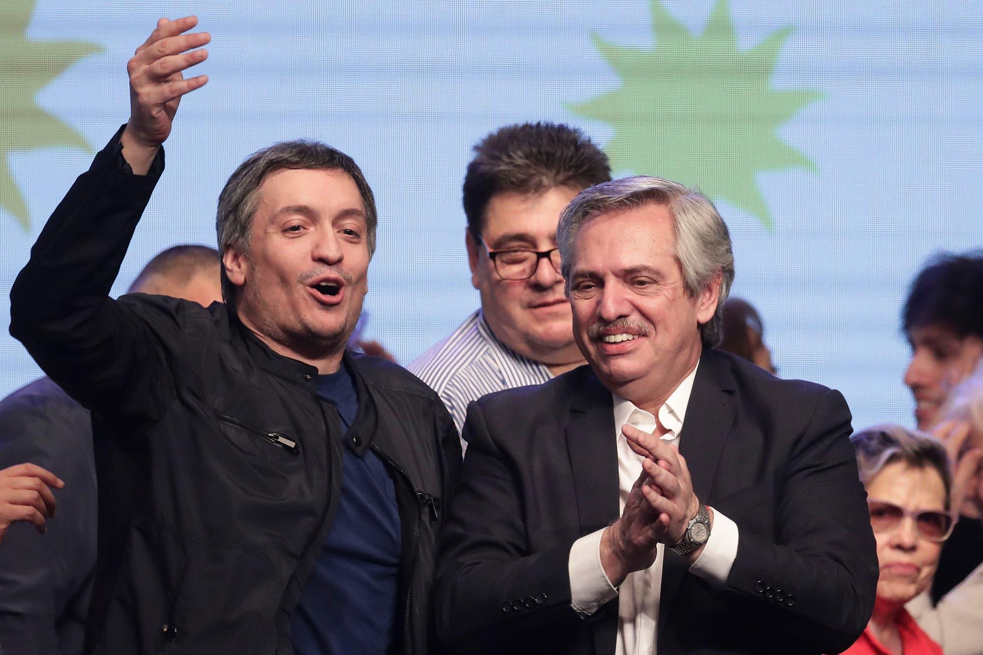 Impuesto a la riqueza: Máximo Kirchner le marca la cancha a los empresarios, pero también a Alberto Fernández