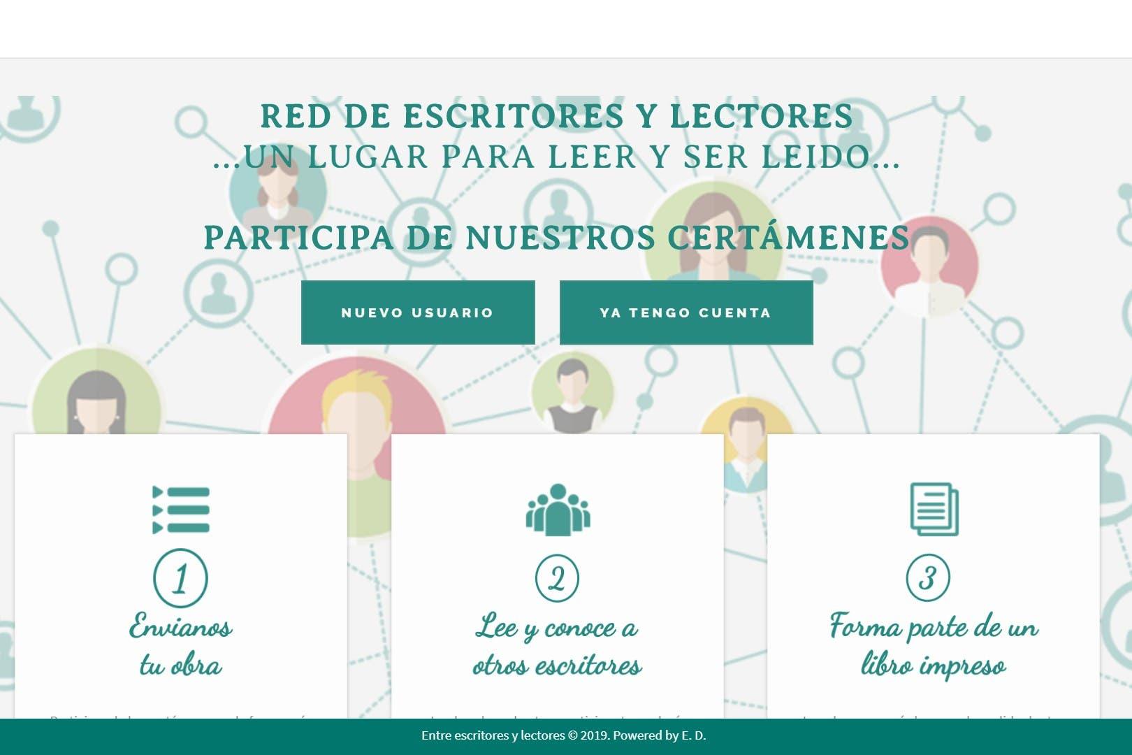 Entre Lectores y Escritores: así es ELE, la nueva red social argentina para los amantes de la lectura y la escritura