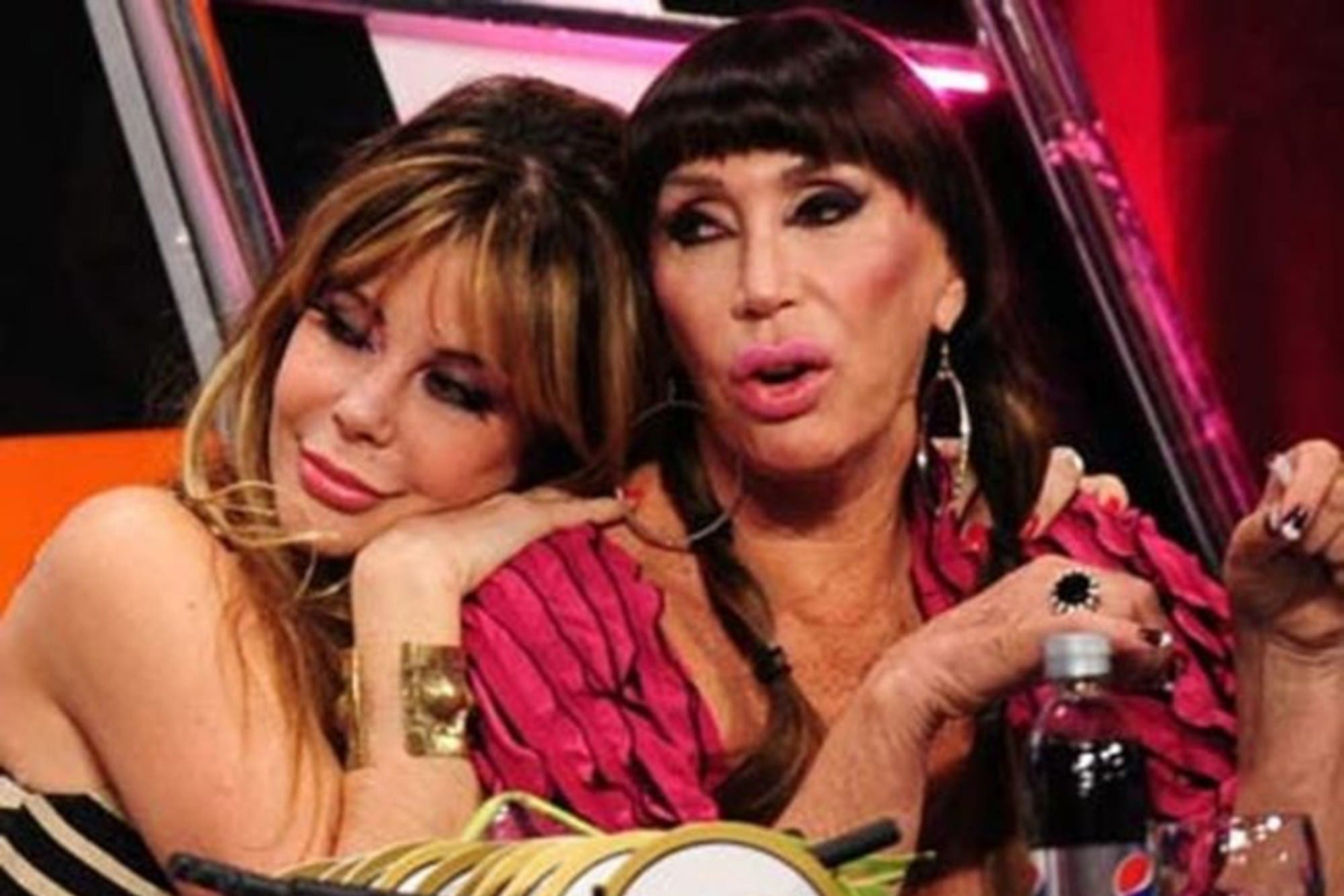 Graciela Alfano contó sobre su dura infancia y Moria Casán la ridiculizó en las redes