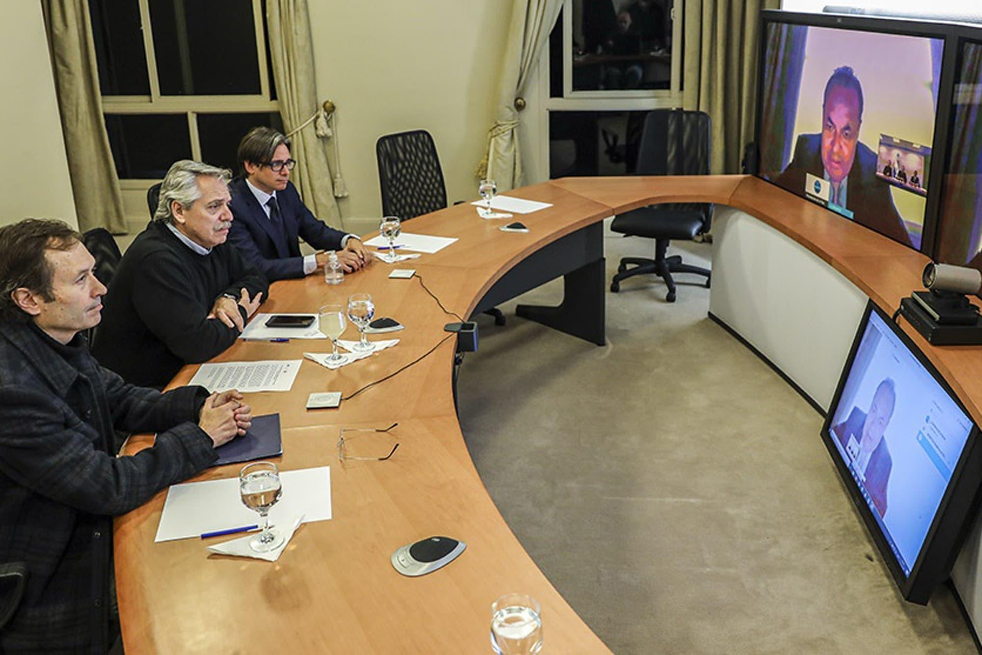La Argentina recibirá financiamiento del Banco de Desarrollo de América Latina por U$S 4000 millones