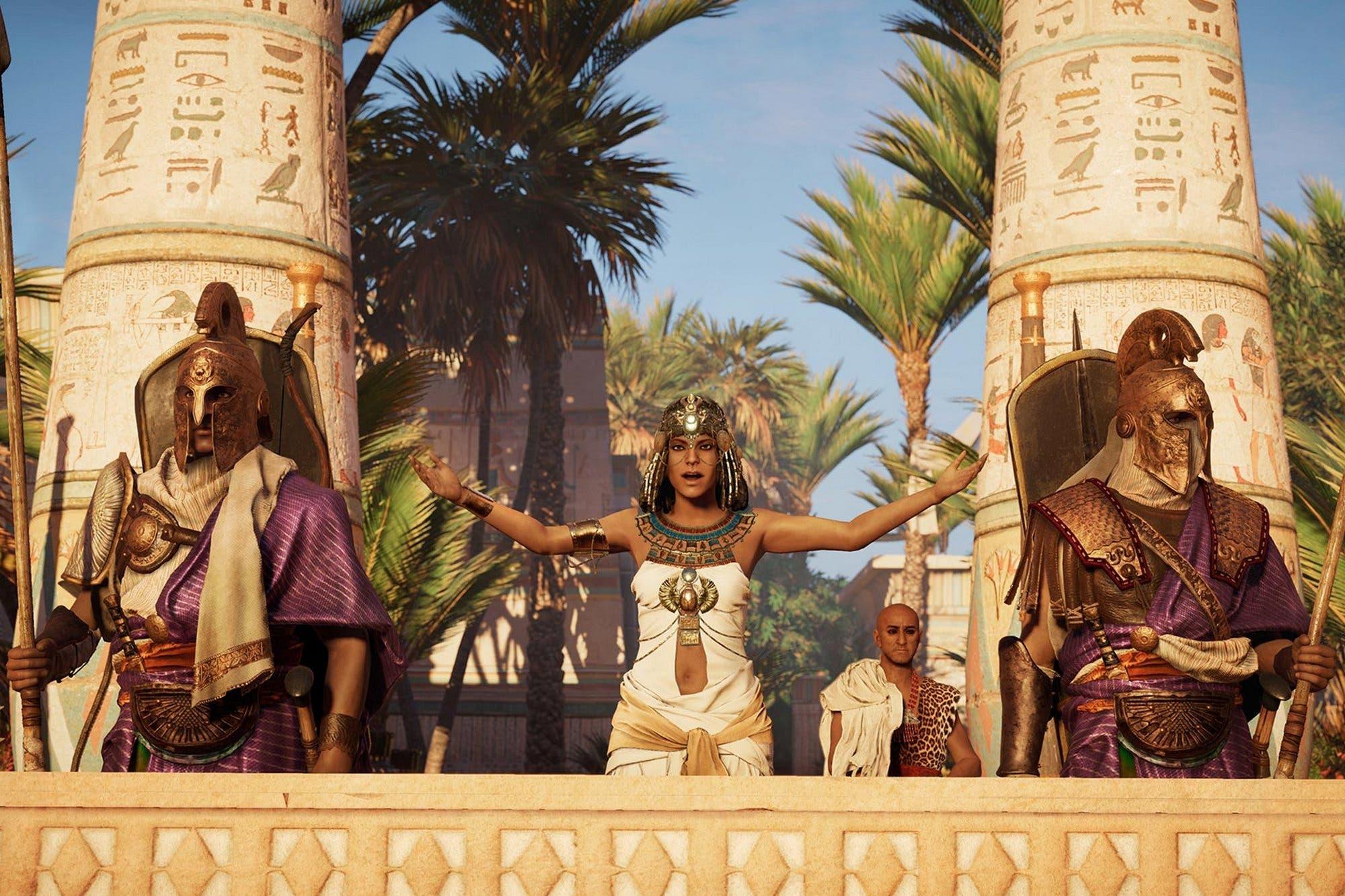 Cómo conocer la historia de Grecia y Egipto con el modo educativo del videojuego Assassin's Creed: Discovery Tour