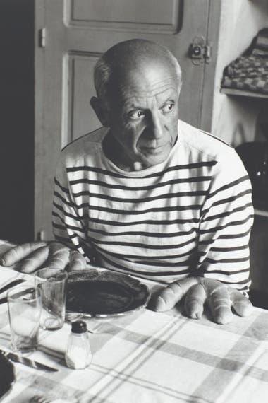 También se subastará la famosa fotografía que hizo Robert Doisneau en 1952 (detalle), con un valor estimado entre 4900 y 7300 dólares.