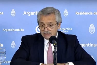 """Alberto Fernández ha mantenido que """"de la economía se vuelve, de la muerte no"""""""