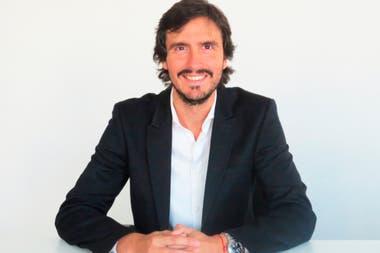 Leonardo Wizenberg es el Director Comercial de Pymes de Movistar.