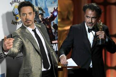 Alejandro González Iñárritu y Robert Downey Jr: dimes y diretes que terminaron en pelea
