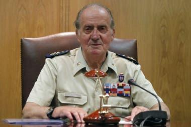 Los múltiples escándalos en los que se vio involucrado Juan Carlos en los últimos tiempos habían empujado a la monarquía española a una crisis inédita