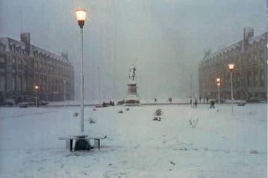 Histórica nevada del 1° de agosto de 1991 en Mar del Plata