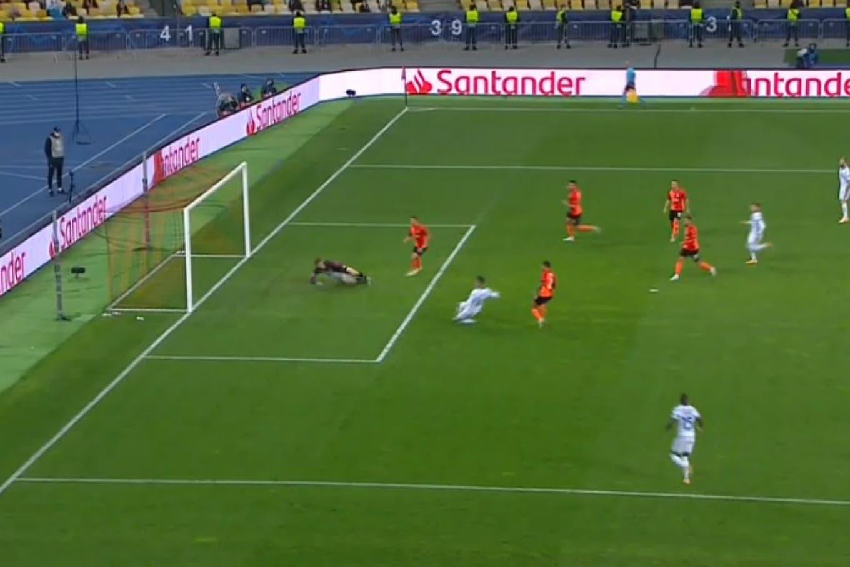 Shakhtar Donetsk-Inter, por la Champions League: Lautaro Martínez erró un gol increíble y su equipo no pudo quedarse con el primer triunfo