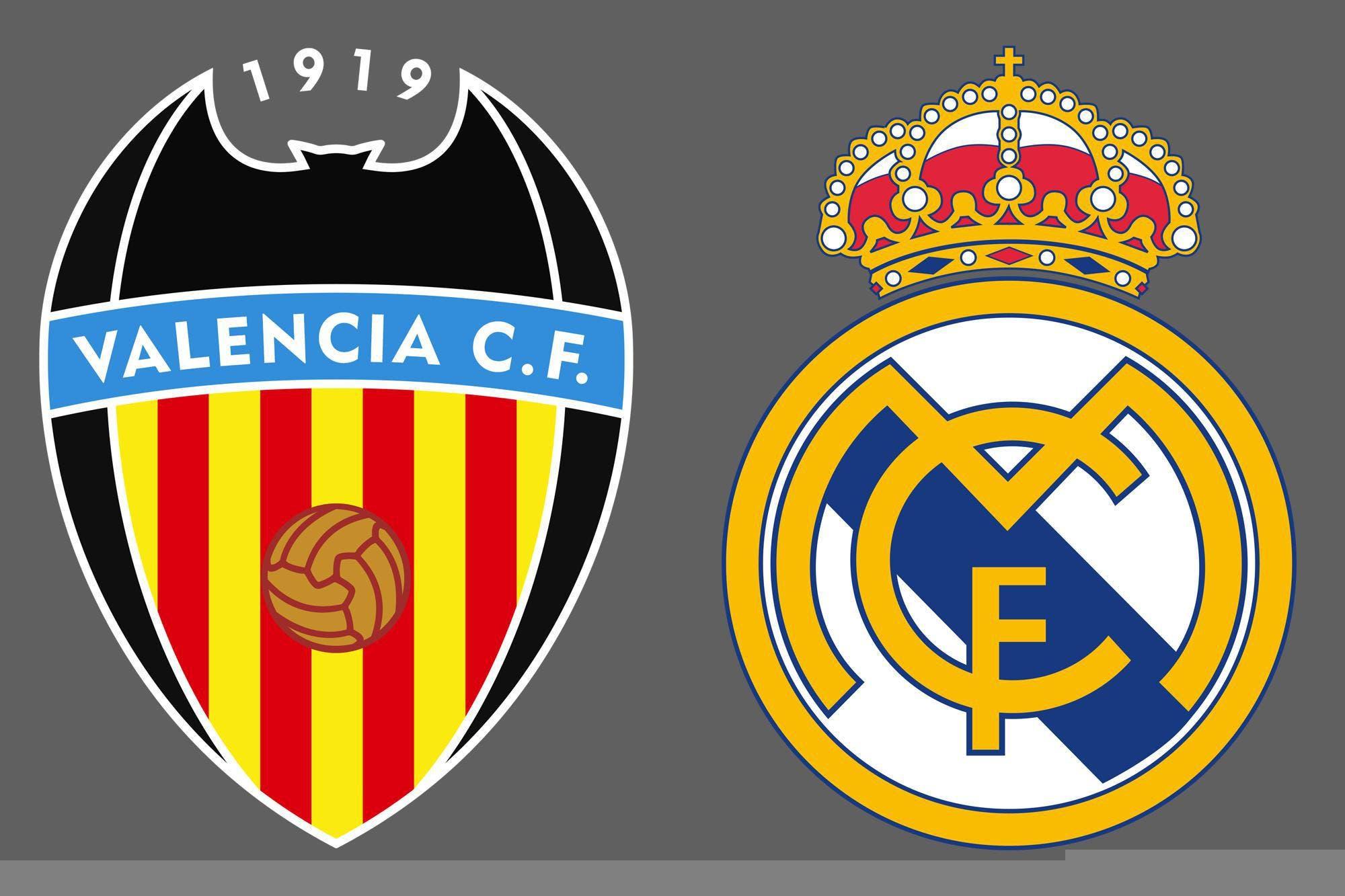 Liga de España: Valencia venció por 4-1 a Real Madrid como local