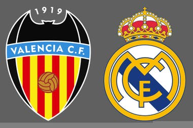 Valencia-Real Madrid